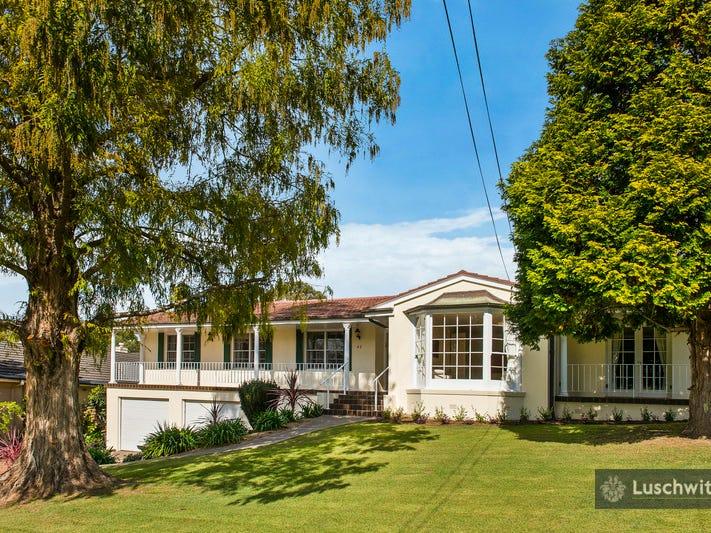 42 Greendale Avenue, Pymble, NSW 2073
