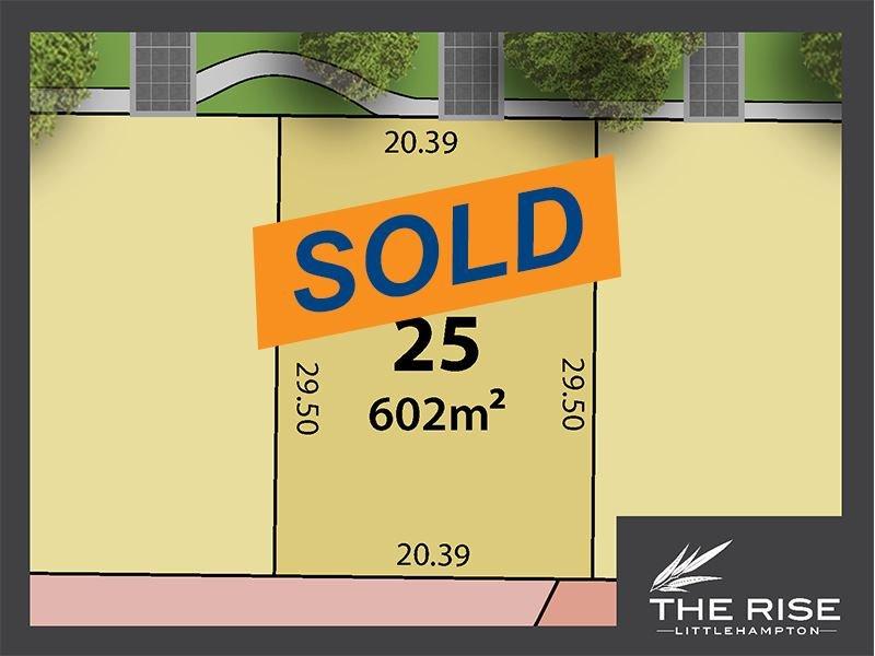 Lot 25, Hallett Road, Littlehampton, SA 5250