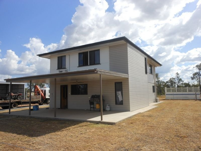 Lot 6 Gregory Develoment Road, Clermont, Qld 4721