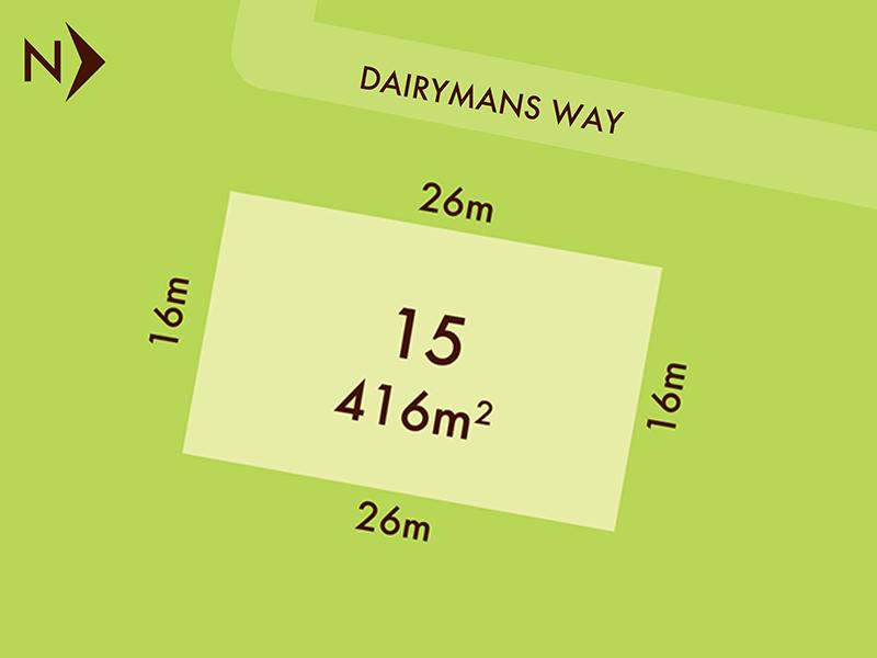 Lot 15, 27 Dairymans Way, Bonshaw, Vic 3352
