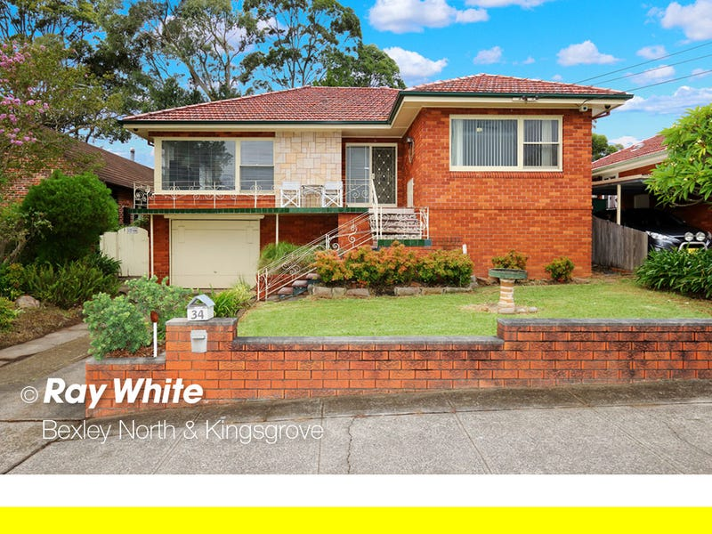 34 Barnsbury Grove, Bexley North, NSW 2207