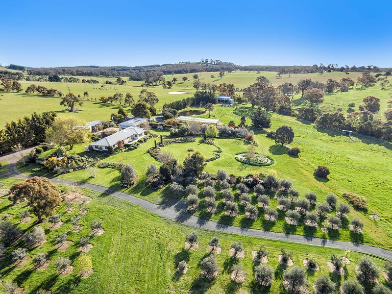 382 Shepherds Hill Road, Lauriston, Vic 3444