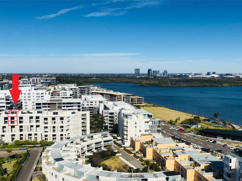 D408/10-16 Marquet Street, Rhodes, NSW 2138
