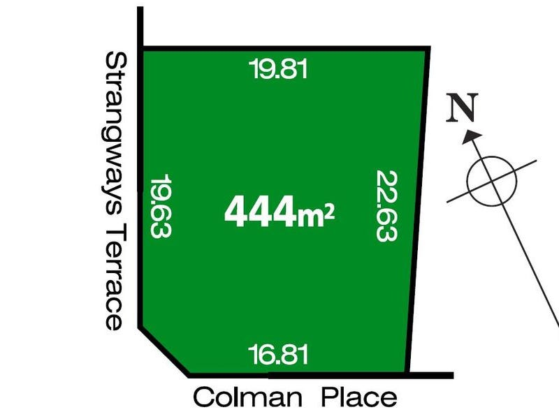 Lot 1, 8 Colman Place / Strangways Terrace, Port Elliot, SA 5212