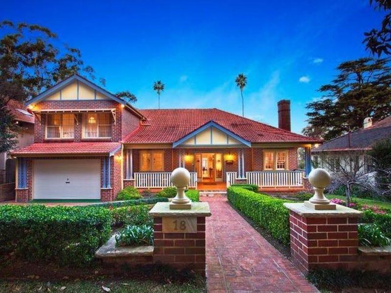 18 The Promenade, Cheltenham, NSW 2119