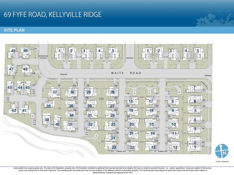 69  FYFE ROAD, Kellyville Ridge, NSW 2155