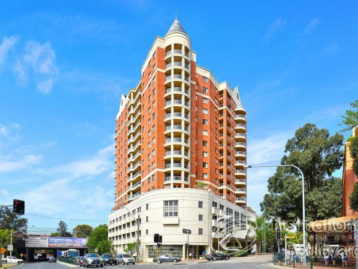 702/5 Albert Road, Strathfield, NSW 2135