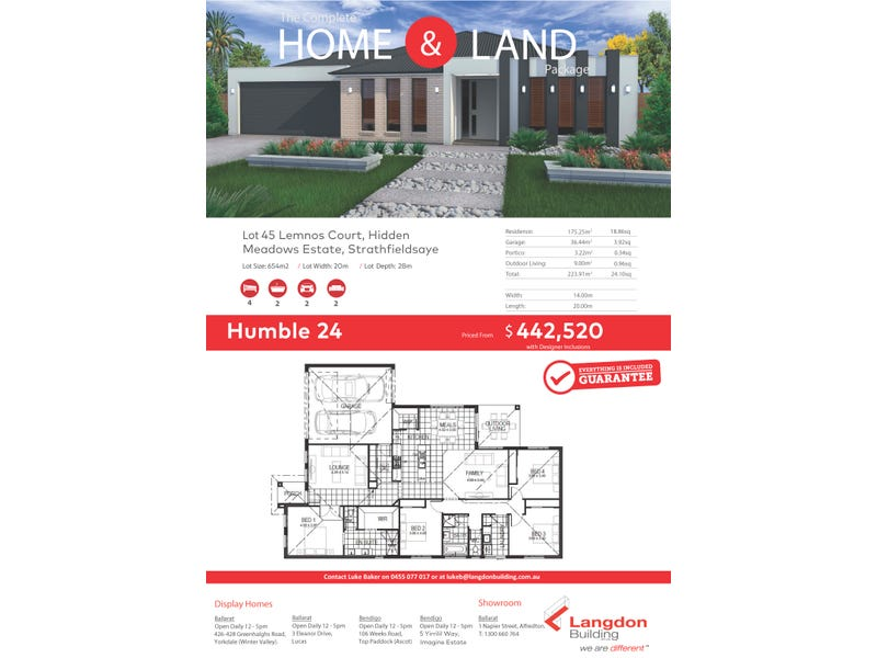 Lot 45, Lemnos Court, Strathfieldsaye, Vic 3551
