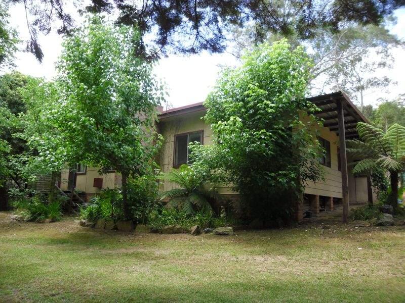 924 Nerrigundah Mtn Road, Nerrigundah, NSW 2545