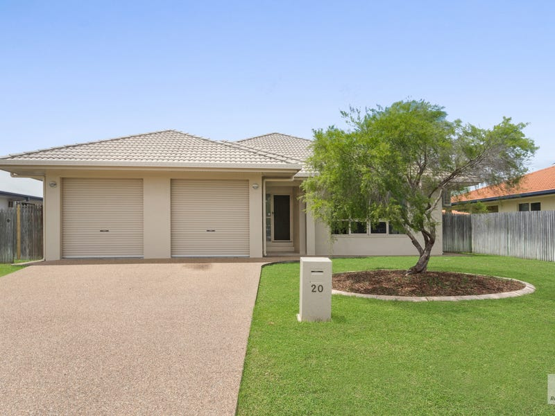 20 Marchwood Avenue, Kirwan, Qld 4817