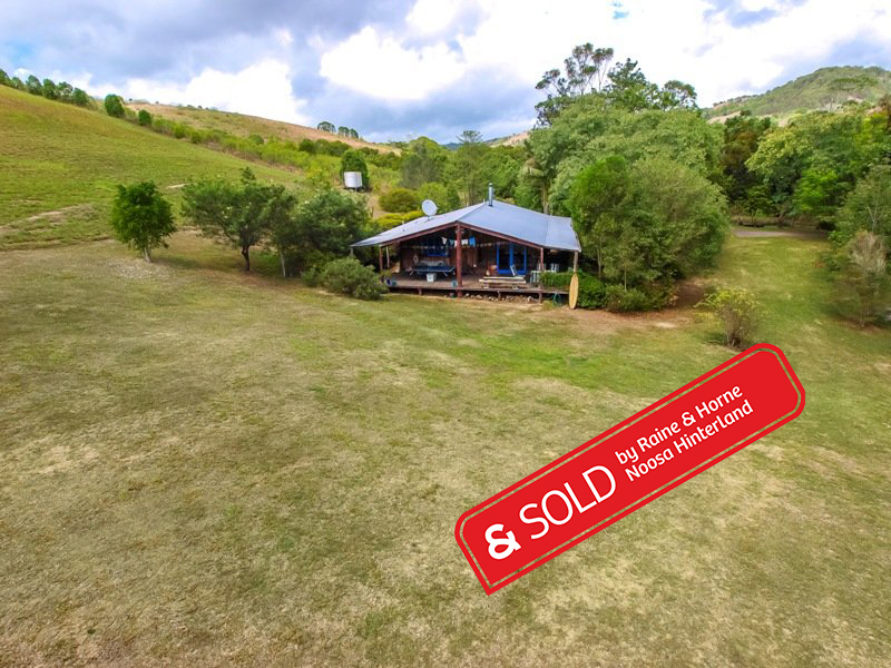 43 Middle Creek Road, Federal, Qld 4568