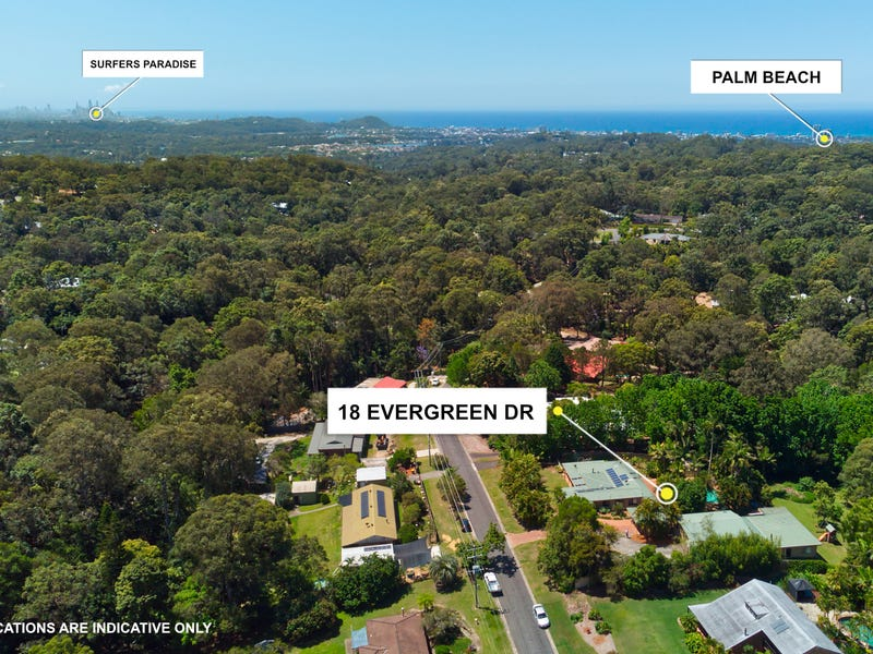 18 Evergreen Drive, Elanora, Qld 4221