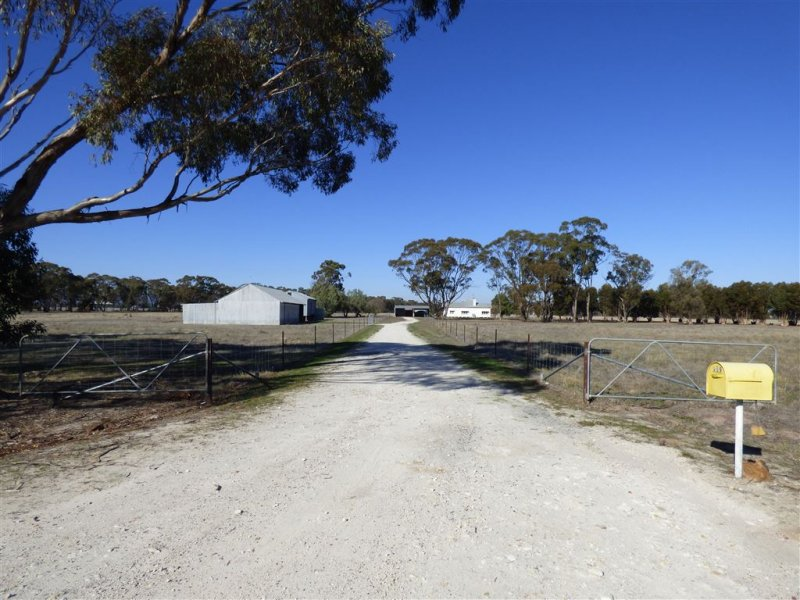 989 Wonwondah -Dadswells Bridge Road, Laharum, Vic 3401