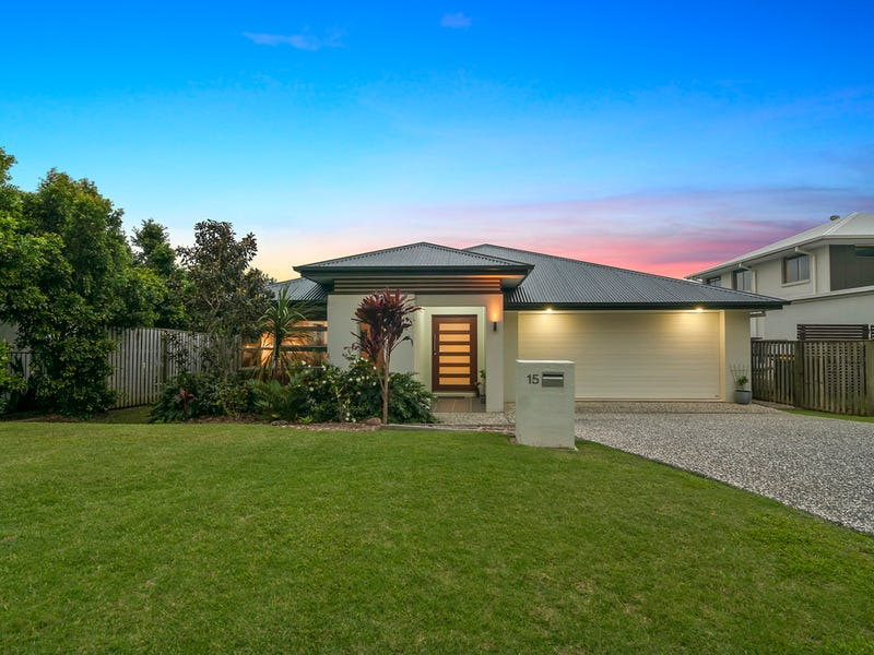 15 Riverbreeze Crescent, Maudsland, Qld 4210