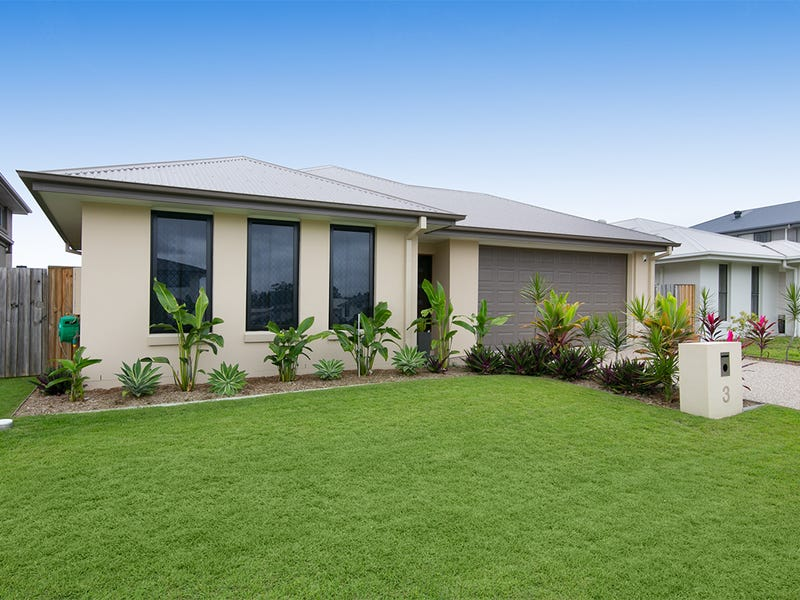 3 Finnegan Circuit, Oxley, Qld 4075