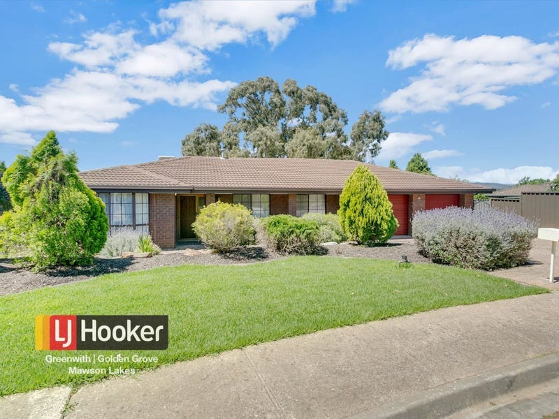 1 Chisholm Court, Golden Grove, SA 5125