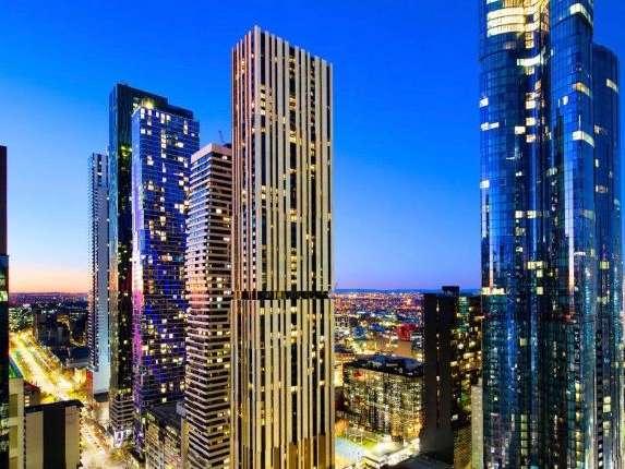 4202/285 LA TROBE STREET, Melbourne, Vic 3000