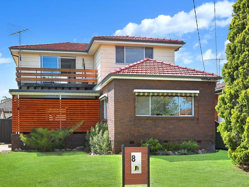 8 Nettleton Avenue, Riverwood, NSW 2210