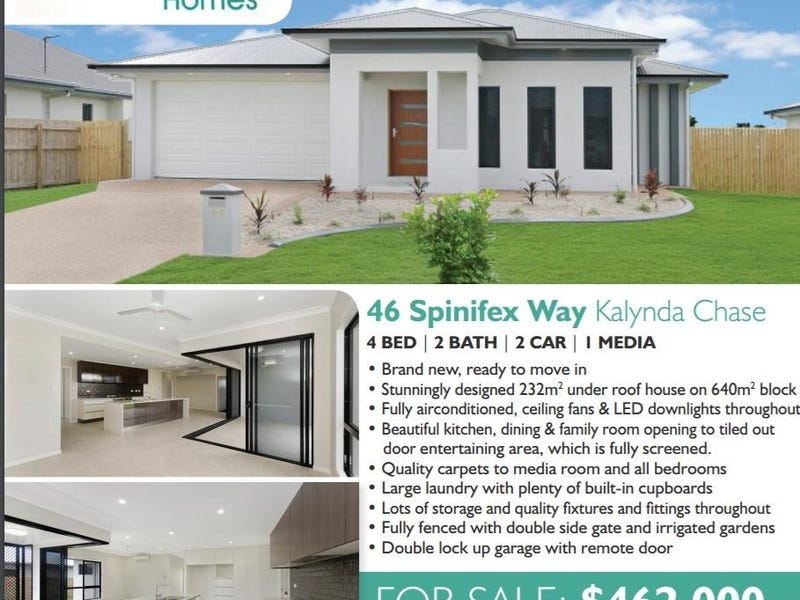 46 Spinifex Way, Bohle Plains, Qld 4817