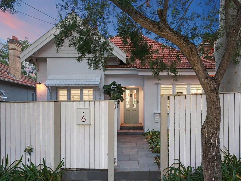 6 Lang Street, Mosman, NSW 2088