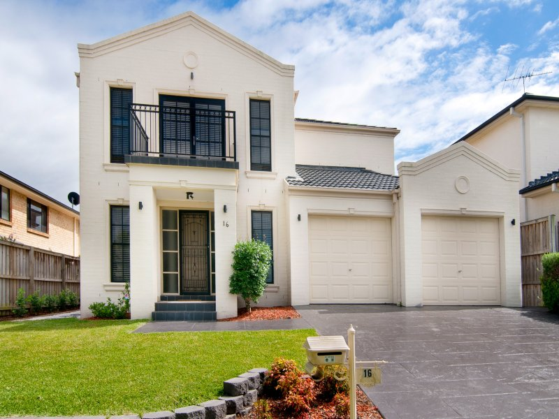 16 Drysdale Circuit, Beaumont Hills, NSW 2155
