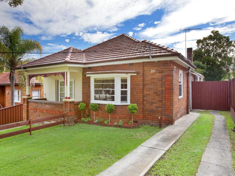 20 Tavistock Street, Drummoyne, NSW 2047