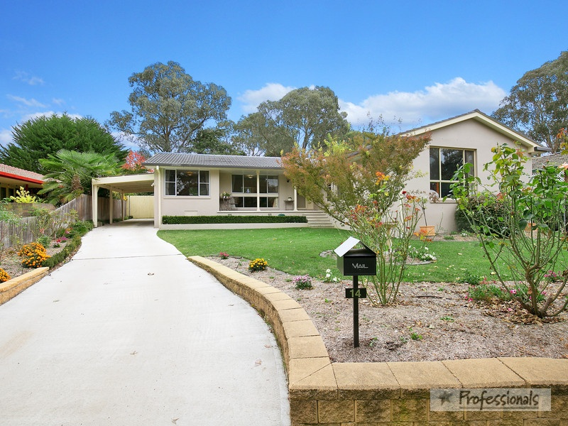 14 Sylvia Crescent, Armidale, NSW 2350