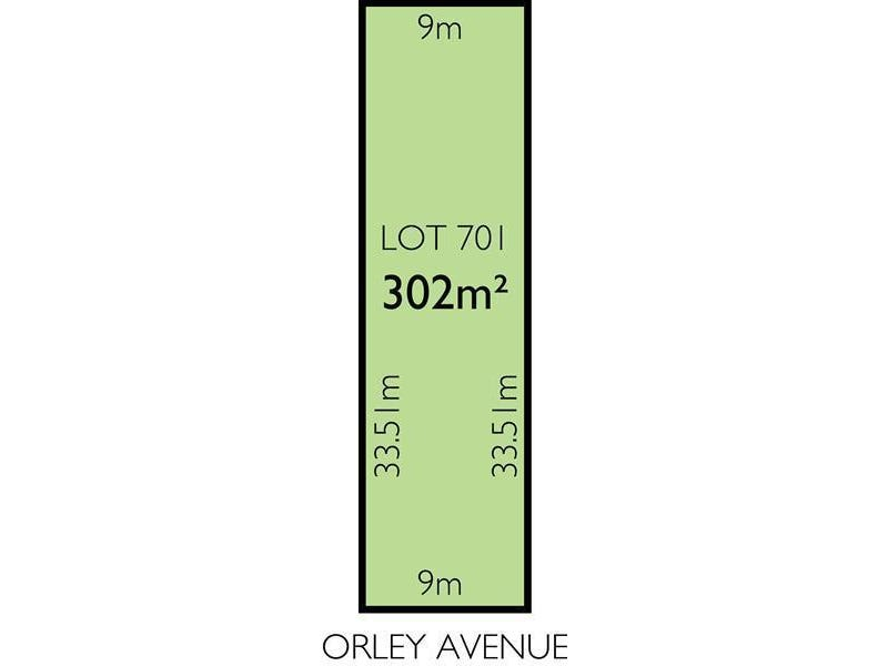 Lot 701 Orley Avenue, Ingle Farm, SA 5098