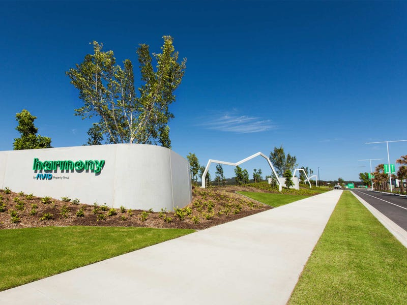 Harmony Boulevard via Peter Crosby Way, Palmview, Qld 4553