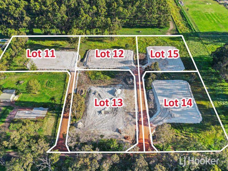 Lot 11 - 15, 58 Layman Road, Capel, WA 6271