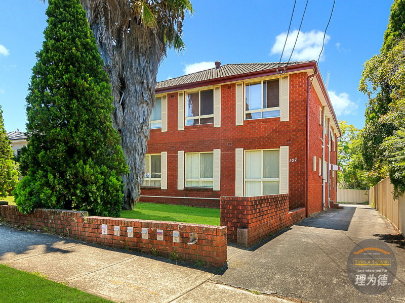 6/107 amy street, Regents Park, NSW 2143