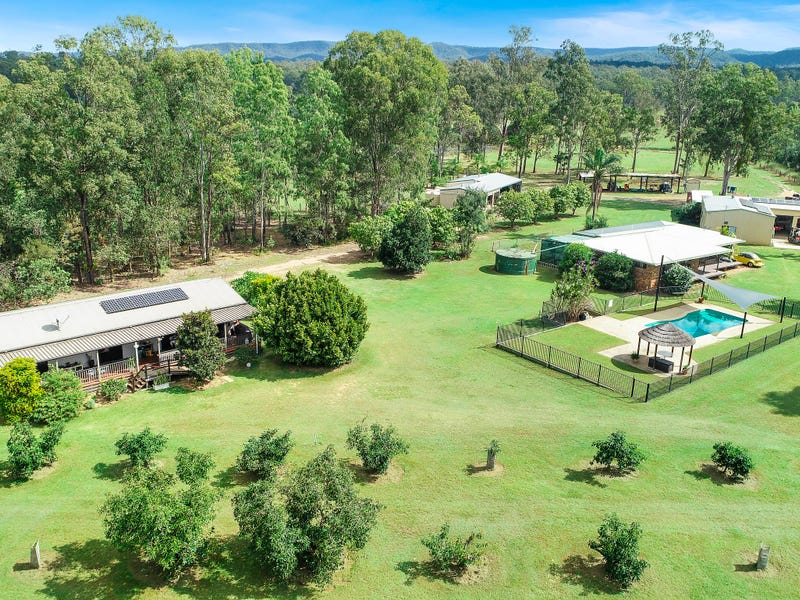 1331 Gatton Esk Road, Spring Creek, Qld 4343