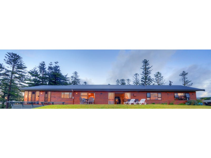 # Unique Stylish Home, Incredible Views, Norfolk Island, NSW 2899