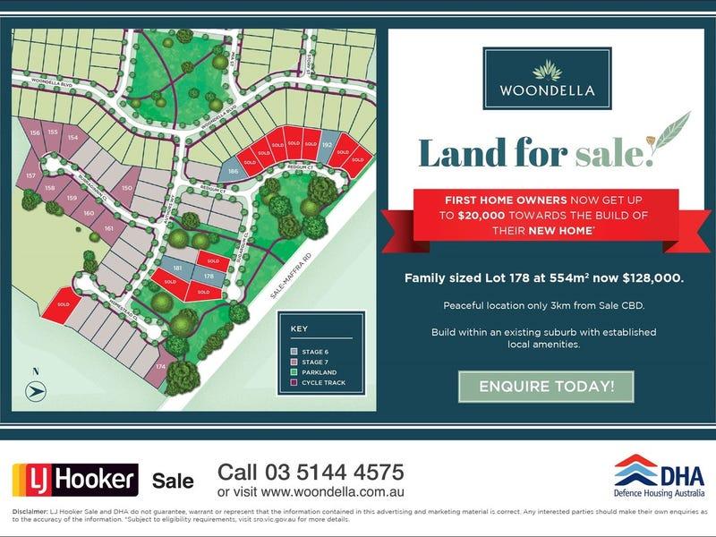 Lot 155 (11) Burraginnin Close, Sale, Vic 3850