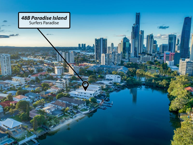 48b Paradise Island, Surfers Paradise, Qld 4217