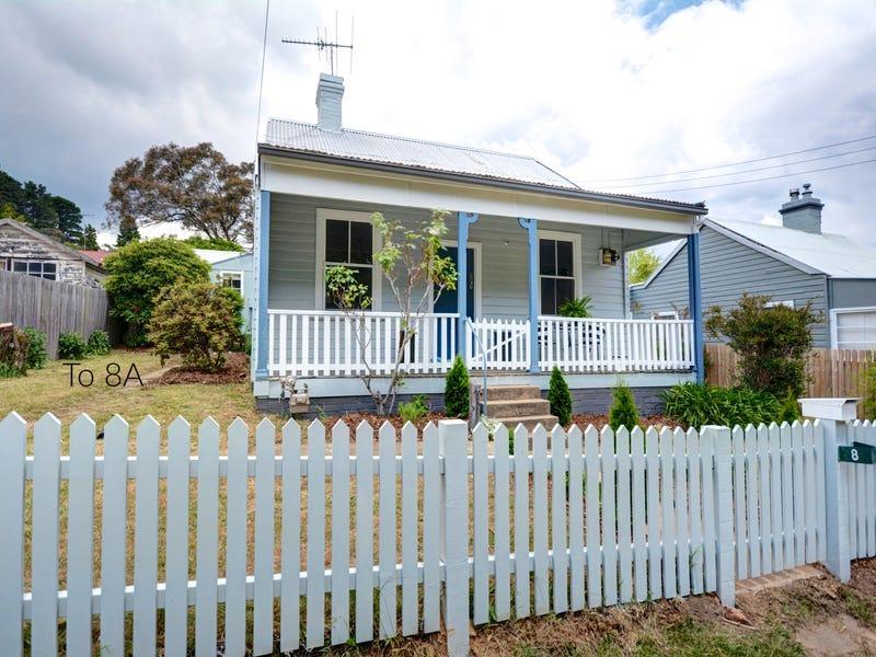 8 & 8A Abbott Street, Blackheath, NSW 2785