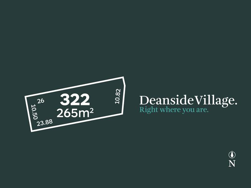Lot 322, Kundram Court, Deanside, Vic 3336
