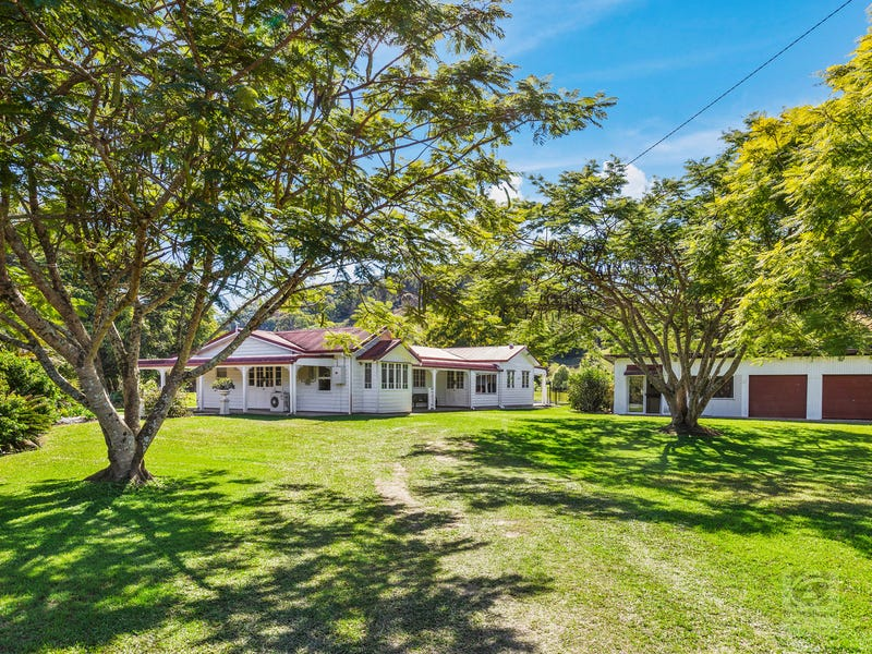 964 Numinbah Road, Crystal Creek, NSW 2484