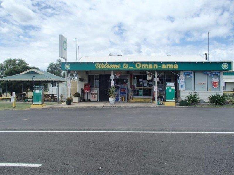 0 Cunningham Highway, Oman Ama, Qld 4352