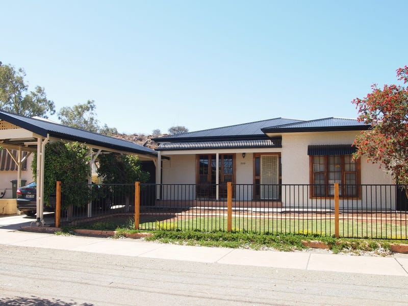 203 Wills Street, Broken Hill, NSW 2880