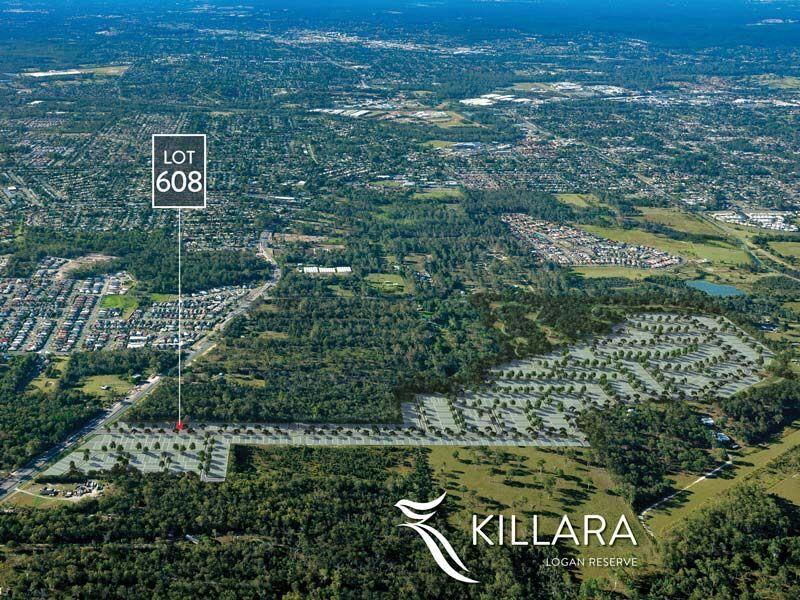 Lot 608, Killara Boulevard, Logan Reserve, Qld 4133
