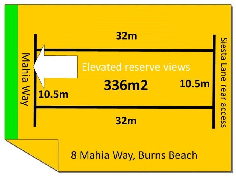 8 Mahia Way, Burns Beach, WA 6028