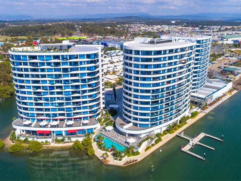 1509/5 Harbour Side Court, Biggera Waters