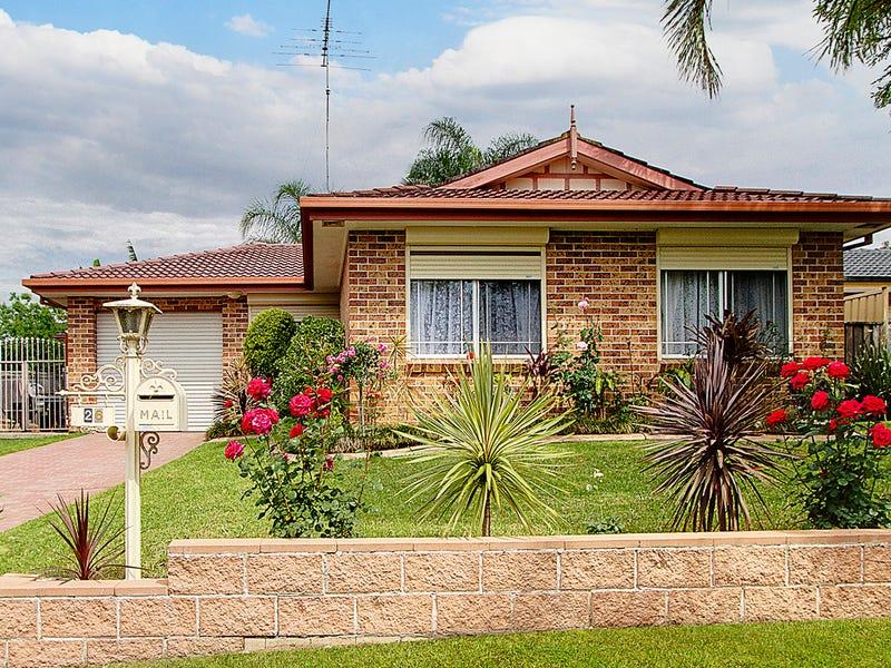 26 Adrienne Street, Glendenning, NSW 2761