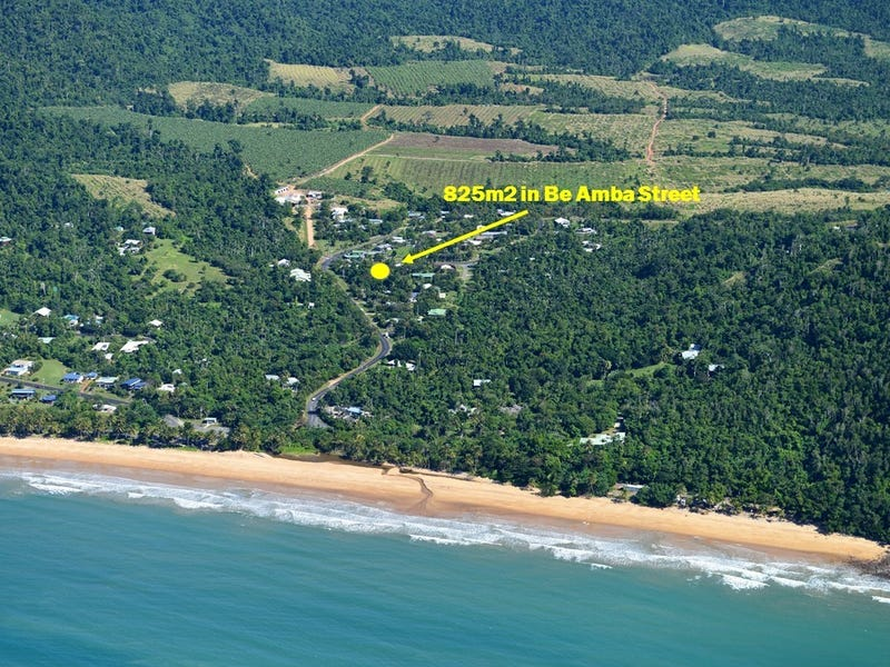 Lot 9 Be Amba Street, Bingil Bay, Qld 4852