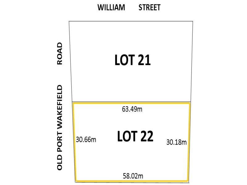 2 (Lot 22) Old Port Wakefield Rd, Windsor, SA 5501