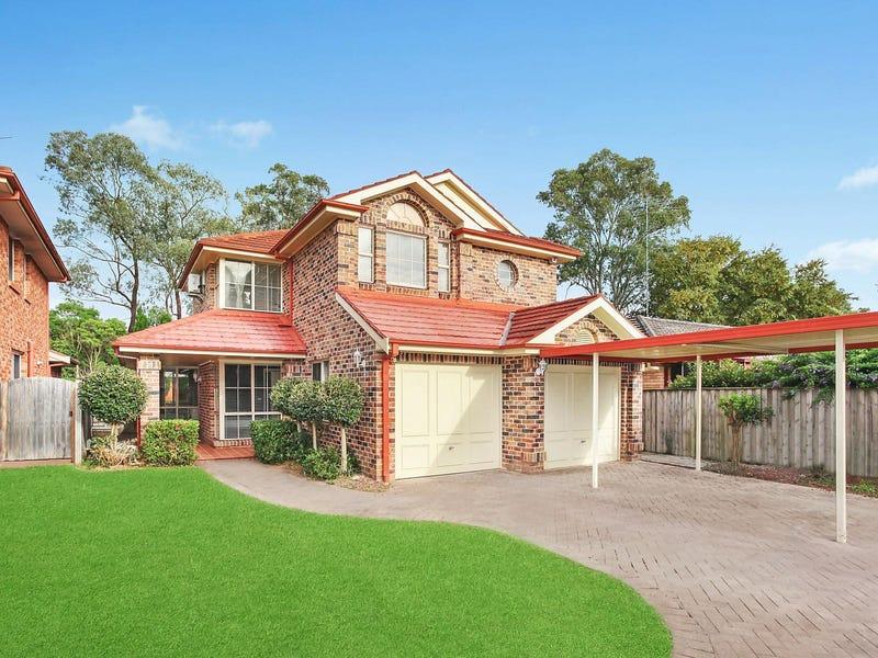15 Kinsella Court, Kellyville, NSW 2155