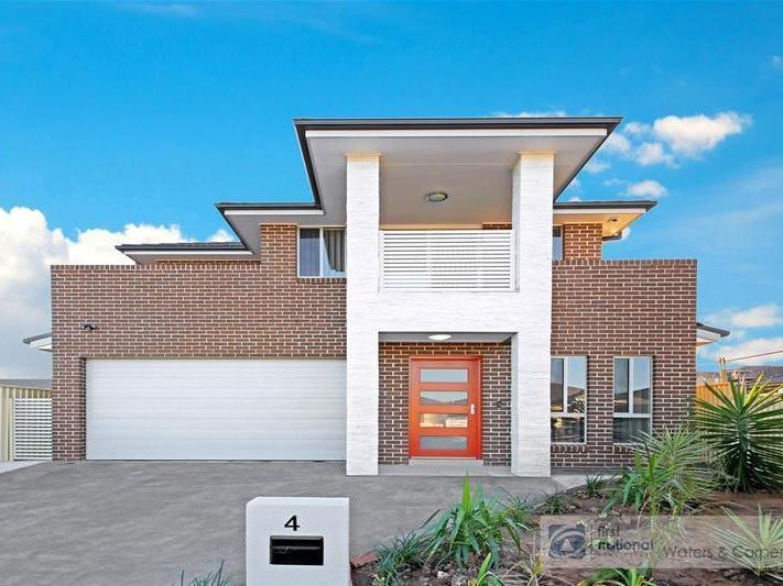 4 Little John Street, Middleton Grange, NSW 2171