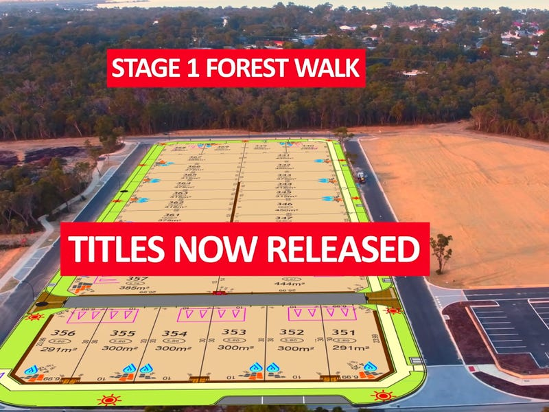 Lot 347, Forest Walk, Coodanup, WA 6210