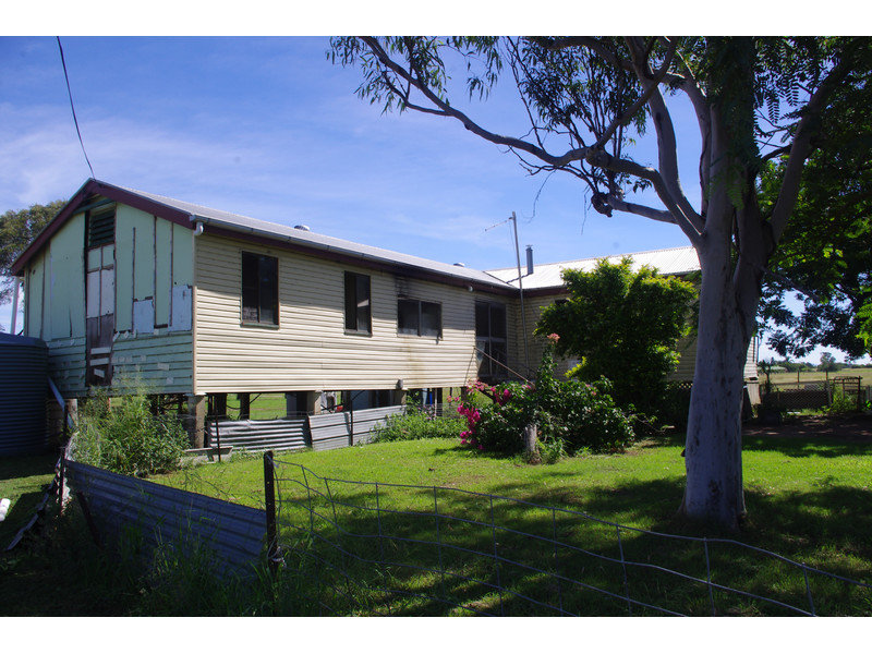 416, Stone Gully Road, Prenzlau, Qld 4311